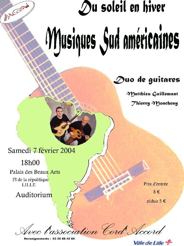M.Guillemant et T.Moncheny